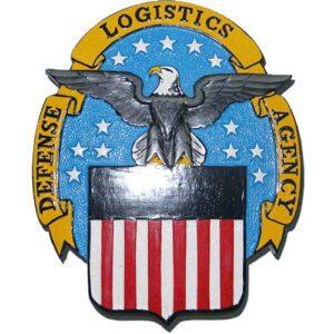 Defense Logistics Agency Plaque