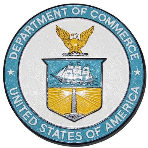 DoC Seal Plaque
