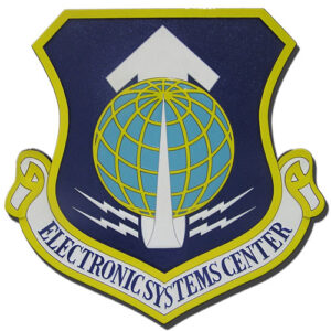 USAF Electronic Systems Center Emblem