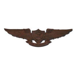 Enlisted Aviation Warfare Specialist EAWS Badge Insignia Plaque