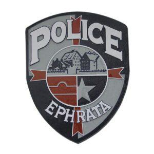 Ephrata Police Department Plaque