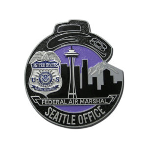 FAMS Seattle Office Plaque