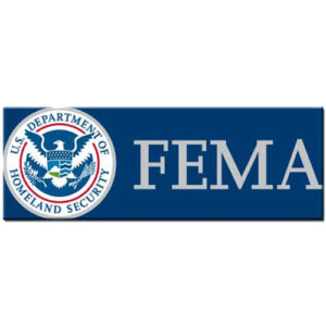 FEMA Plaque