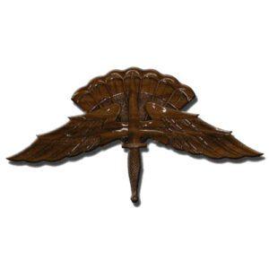 Freefall Parachutist Badge Plaque