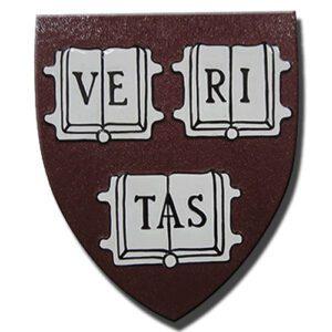 Harvard University Emblem