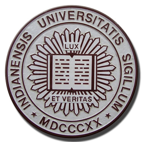Indiana University Seal