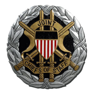 Joint Chiefs Of Staff JCS Seal / Podium Plaque