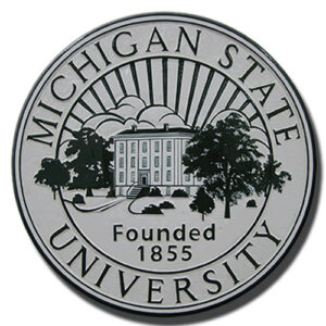 Michigan State University Seal