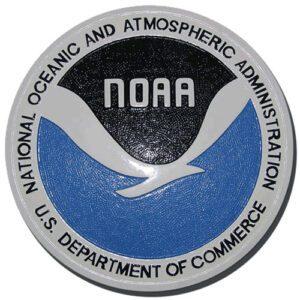 NOAA Plaque