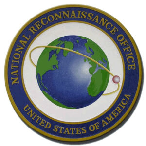 National Reconnaissance Office NRO Seal / Podium Plaque
