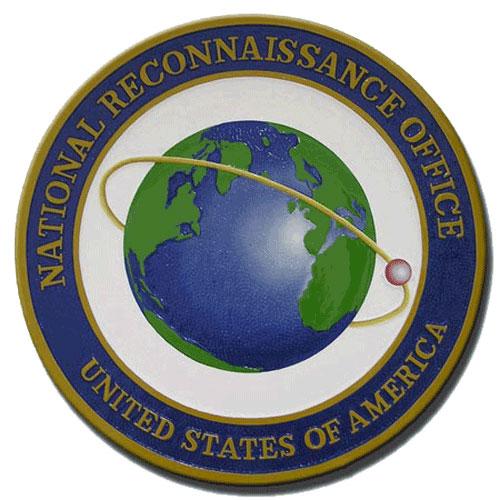NRO Seal Plaque