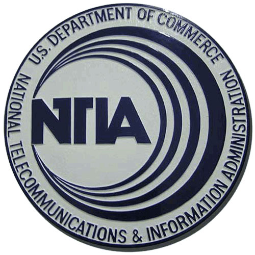 NTIA Plaque