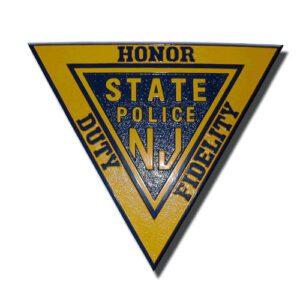 New Jersey State Police Emblem