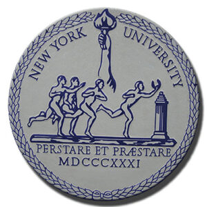 New York State University Seal