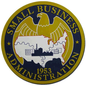 Small Business Administration Plaque