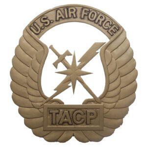 USAF Tactical Air Control Party Plaque