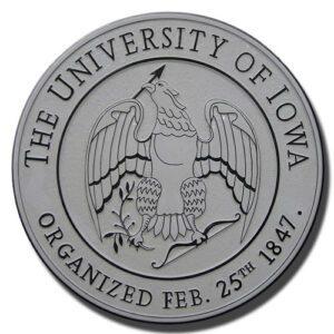 The University of Iowa Seal