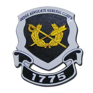 US Army Judge Advocate General Corps Emblem