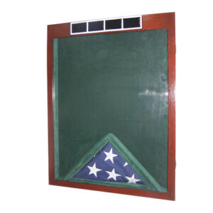 Army W4 Shadow Box