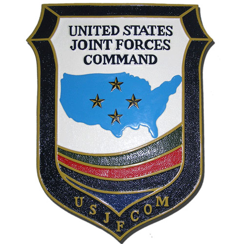 US Joint Forces Command Emblem