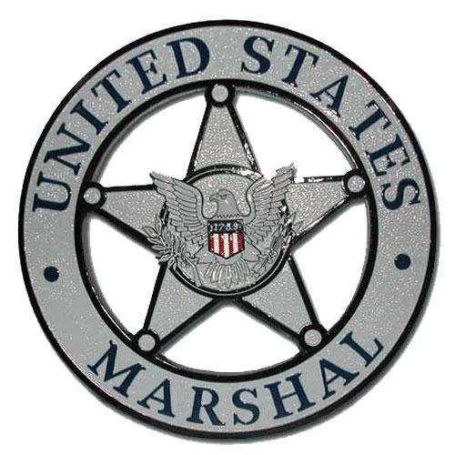 U.S. Marshals Service Seal Plaque