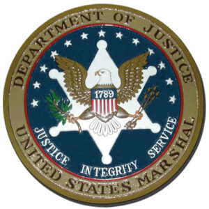 U.S. Marshals Service Plaque