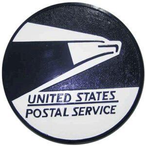 USPS Plaque