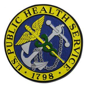 U.S. Public Health Service Plaque