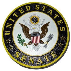 U.S. Senate Seal Plaque