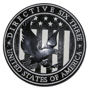 USA Directive Six Three Seal