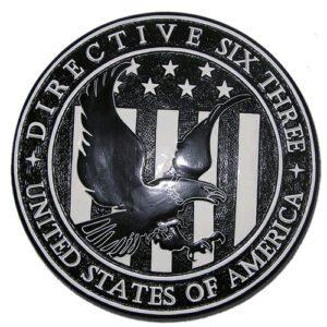 USA Directive Six Three Seal