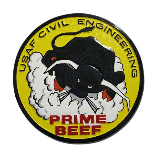 USAF Civil Engineering Prime Beef Seal