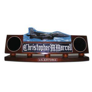 F15 E Strike Eagle Desk Name