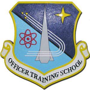 USAF Officer Training School Emblem