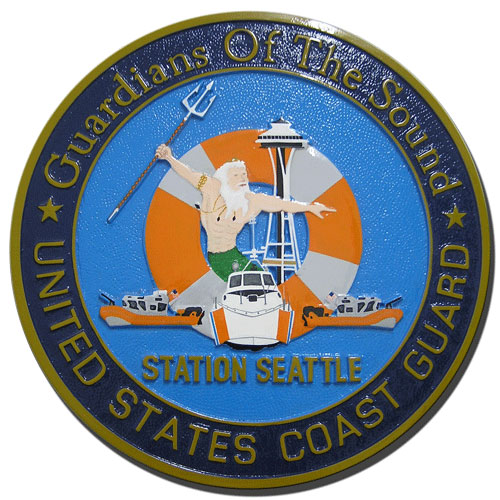 USCG Guardians of the Sound Seal