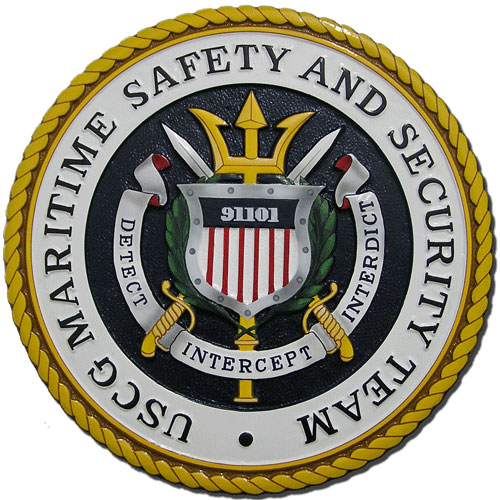 USCG Maritime Safety and Security Team