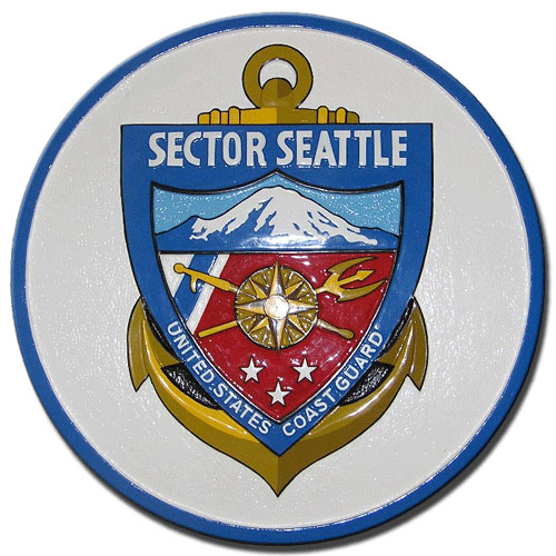 USCG Sector Seatle Seal
