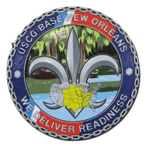 USCG Base New Orleans Seal