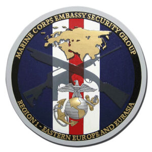 USMC Embassy Security Group Seal
