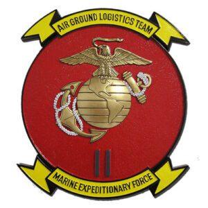 USMC Expeditionary Force Emblem