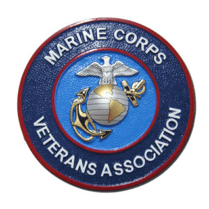 USMC Veterans Association Seal