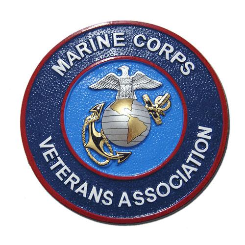 USMC Veterans Association Seal