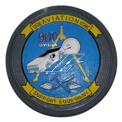 USN Aviation USMC Support Equipment Seal