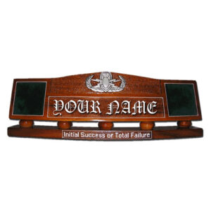 EOD Desk Name Plate