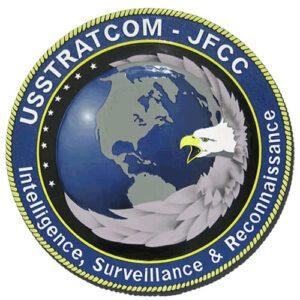 STRATCOM JFCC ISR Plaque