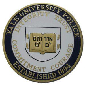Yale University Police Seal