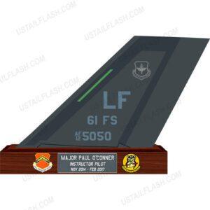 F35 Tail Flash