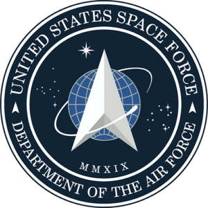 Space Force Seal Plaque